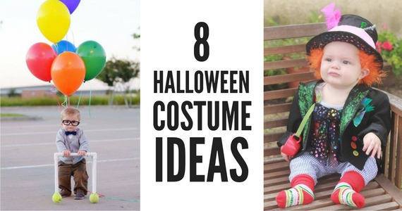 Adorable Last-Minute Costume Ideas for the Kids