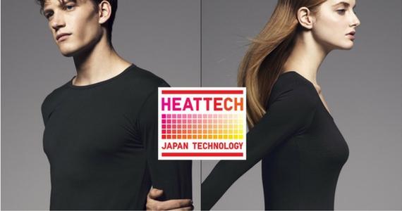 London Only: Free Sample of Heattech Gear