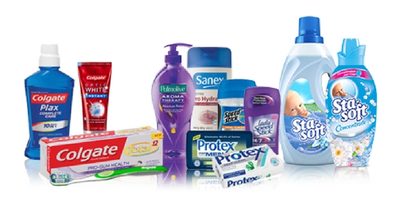 Free Samples from Colgate, Sanex, and Palmolive
