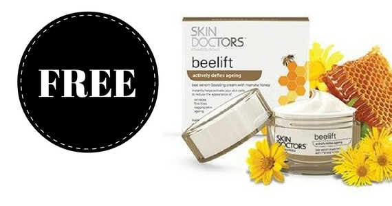 Free Skin Doctors Beelift Creams to Give Away