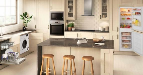 Win £1,000 to Spend on Beko Kitchen Appliances