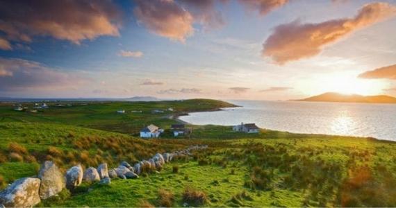 Win a Break in Dublin, Northern Ireland or Clare Island