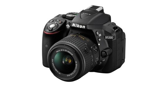Win a Nikon D5300 Camera