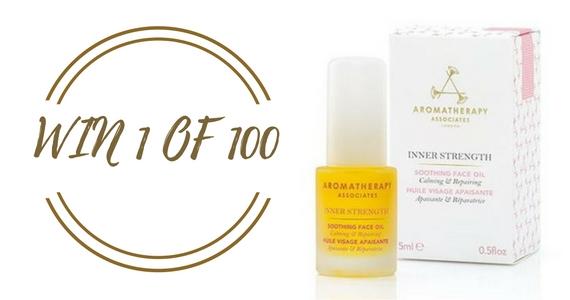 100 Free Aromatherapy Associates Face Oils