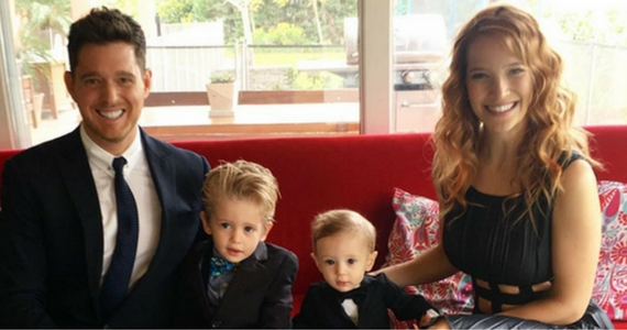 Michael Bublé Has Made a Devastating Announcement About His Family
