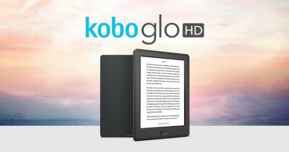 Enter to Win a Kobo Glo HD Tablet