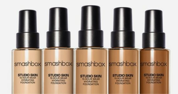 Free In-Store Sample of Smashbox Studio Skin Makeup