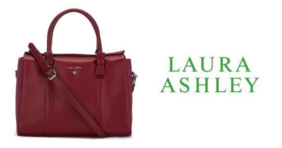 Win 1 of 2 Designer Handbags from Laura Ashley