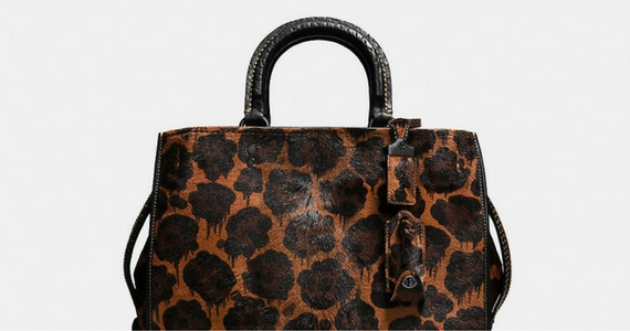 Win a Coach Rogue Bag Worth £1,300