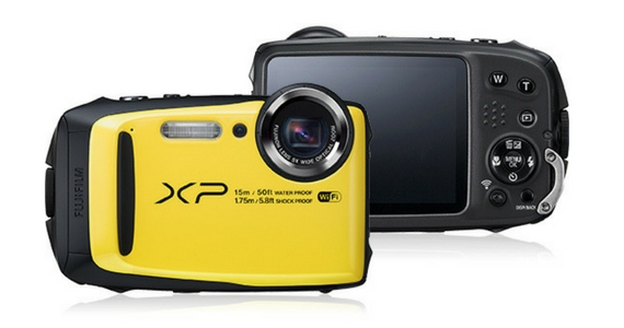 Win a Fujifilm FinePix XP90 Camera