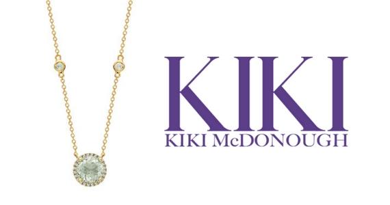 Win a Kiki McDonough Diamond Necklace