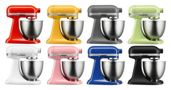 Win a KitchenAid Mini Artisan Mixer