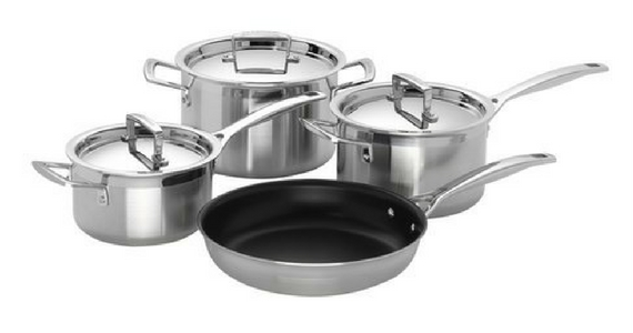 Win a Luxury Cookware Set with Knorr