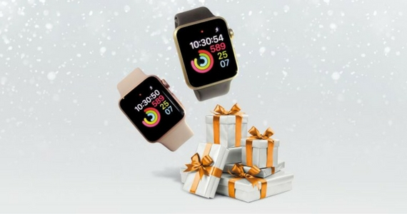 Win a Pair of Apple Watches