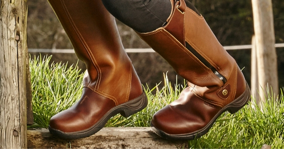 Win a Pair of Dublin Wye Country Boots