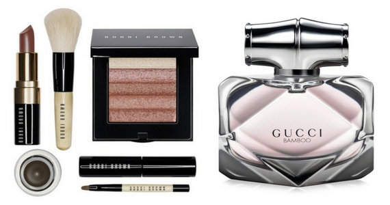 Win Bobbi Brown Makeup and a Gucci Fragrance