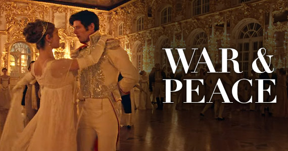 Are You Excited for the New War & Peace Series?