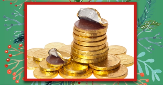 Free Chocolate Coins from WHSmith