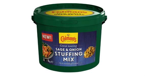 Free Sample of Colman's Sage & Onion Stuffing Mix