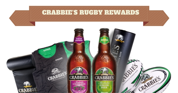 Get Rewards from Crabbie's