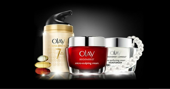 Sign Up with Olay for Beauty Rewards