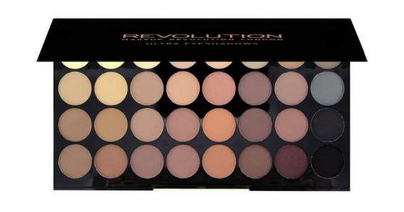 Win a Makeup Revolution Eyeshadow Palette