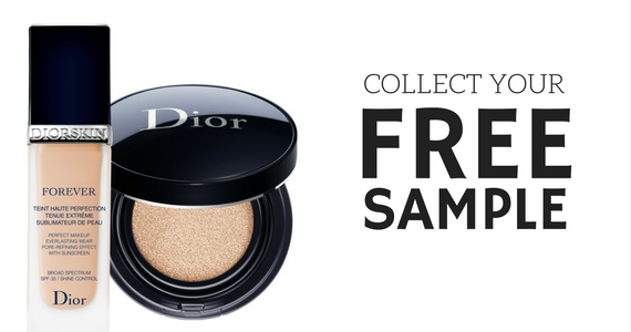 Free 5-Day Trial of Diorskin Forever Fluid Foundation