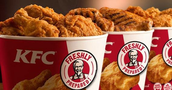 Earn Free Food from KFC