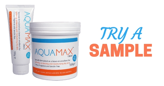 Get a Free Sample of Aquamax Cream