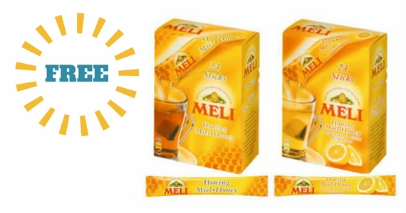 Free Sample of Meli Liquid Honey Sticks