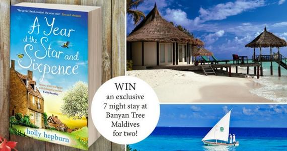 Win a 7-Night Banyan Tree Vabbinfaru Getaway