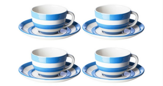 Win a Cornishware Breakfast Set