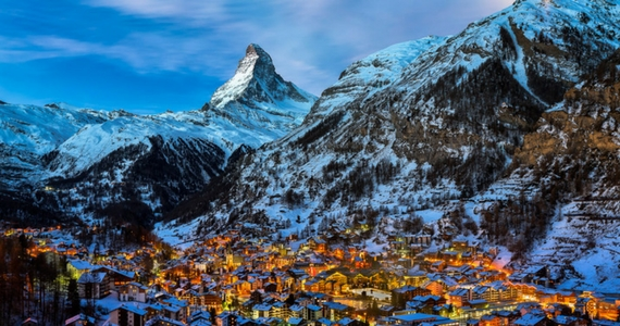 Win an Unforgettable Holiday to Switzerland