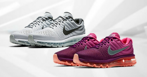 Win a Pair of Nike Air Max 2017 Shoes