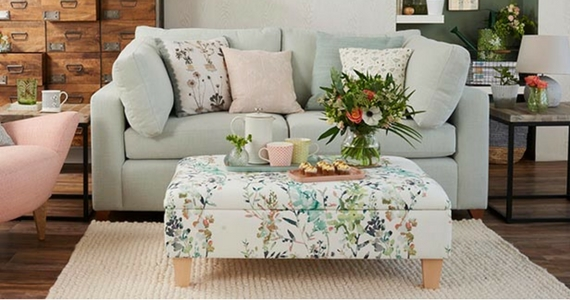 Win a Willow & Hall Somerton 3-Seater Sofa
