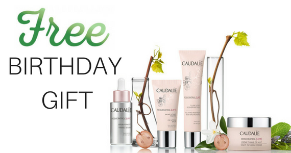 Join Caudalie For A Free Birthday Gift