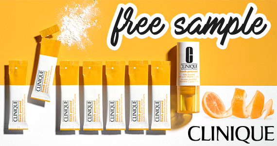 Free Clinique Daily Booster