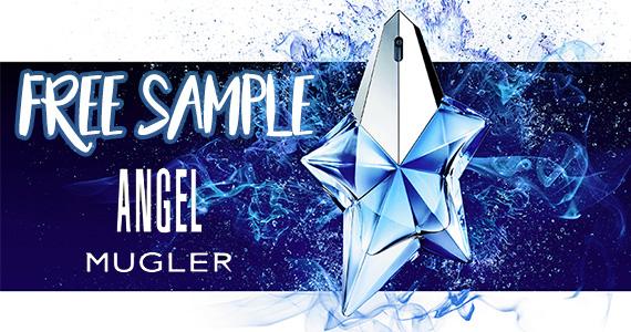 Free Sample of Angel Eau de Parfum