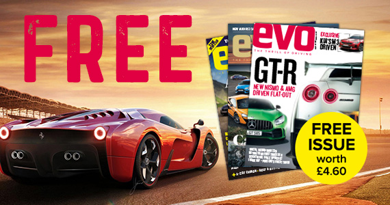 Free Copy of EVO Magazine