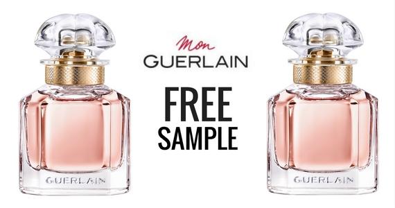 Free Sample of Mon Guerlain Fragrance