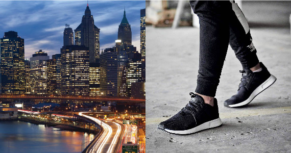 Win a NYC Yoga Experience or Reebok Trainers