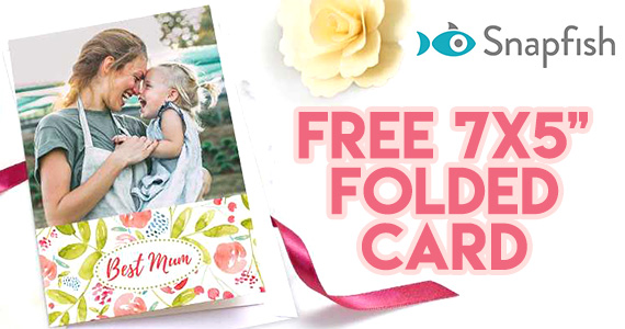 Free Mother's Day Card From Snapfish