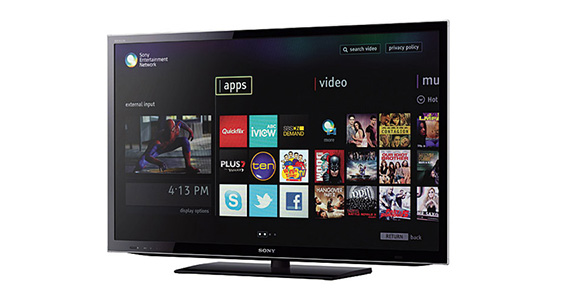 Win a Sony 32″ Smart TV from