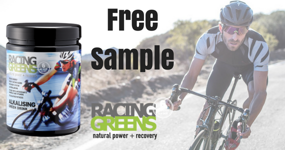 Free Sample of Racing Greens