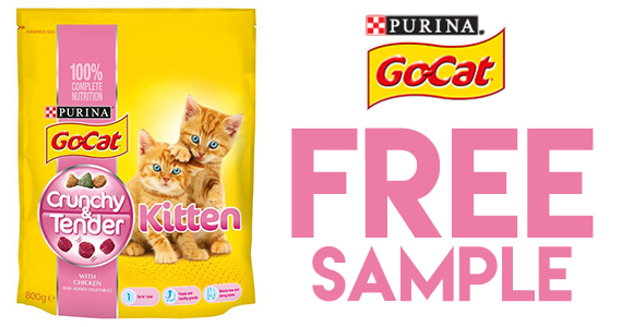 Free Crunchy & Tender Sample