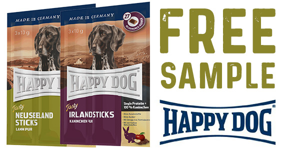 Free Dog Treat Sample
