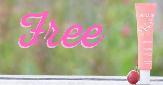 Possible Free Full Size Vinosource Moisturizing Sorbet