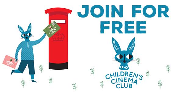 Free Children's Cinema Club Gifts