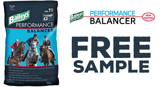 Free Horse Food Sample