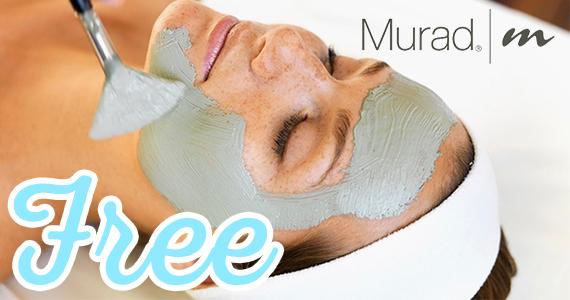Free Murad Facial